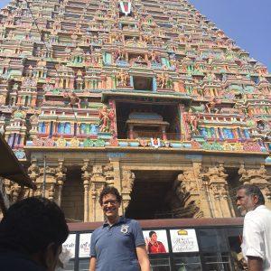 Een bijzondere ervaring bij de Ranganathaswamy tempel