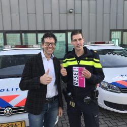 Jan-Willem de politievlogger leest Reset!